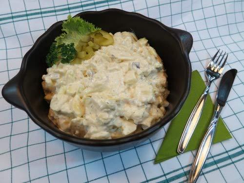 Kartoffelsalat (hausgemacht) Gesamtgewicht 1000