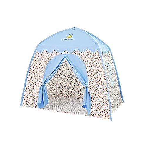 Euopat Kinderzelt,Tragbare Kinder Kinder Spielen Zelt Wasserdicht Indoor Outdoor Garten Spielzeug Zelt, Strand Sonnen Zelt Jungen Mädchen, Kinder Tipi Spielen Zelt