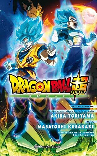 Dragon Ball Broly (la novela): 247 (Manga Novelas (Light Novels))