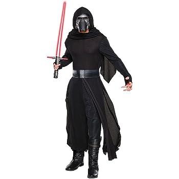 Generique - Disfraz Adulto Deluxe Kylo REN Star Wars VII XL ...