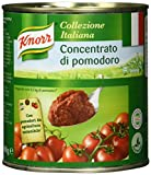 Knorr Collezione Italiana Tomatenmark (doppelt konzentriertes Tomatenpüree) 3er Pack (3 x 800g)