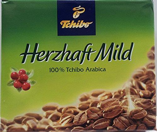Tchibo Herzhaft Mild 2x250g Vacu
