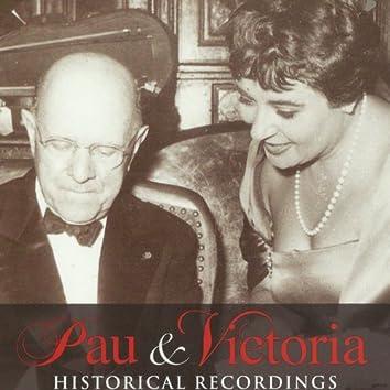 Pau & Victoria: Historical Recordings