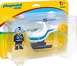 Playmobil 9383 - Polizeihubschrauber Spiel*