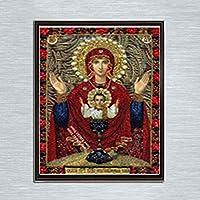 5Dダイヤモンドが大人のためのキットを塗装DIY、全ドリルラウンドラインストーン刺繍キッズ大人、家の壁の装飾クロスステッチアーツ数でAunkun(イエス)のためのペイント C