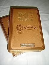 English - Tagalog Diglot Bible / ESV English Standard Version - Tagalog Ang Biblia / Golden Edges / ESV-TAG01 053 / Column References / Concordance