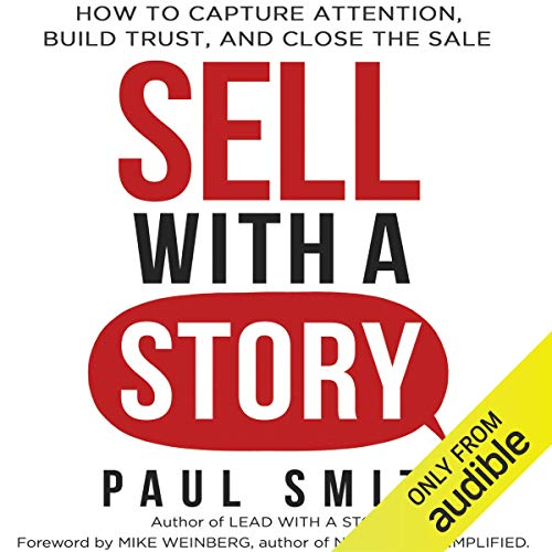 Sell with a Story  By  cover art