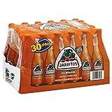 Jarritos Mandarin Natural Flavor Soda, 12.5 fl oz, (Pack of 24)