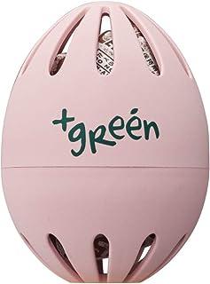 +green(アンドグリーン) 鮮度保持エッグ 2個入り 【冷蔵庫の野菜や果物が長持ち】 ピンク ドウシシャ