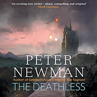 The Deathless cover art
