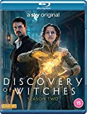 A Discovery of Witches Season 2 Blu-Ray [Reino Unido] [Blu-ray]