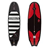 Hyperlite Landlock 5.9 All-Around Beginner Wakesurfer Board with Long-Lasting Layered Fiberglass Construction