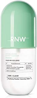 RNW Der. Clear Purifying Micellar Cleansing Water 8.4 Oz / 250ml, Capsule Water For Refreshing Deep Cleansi...