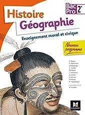 Histoire-Géographie-EMC - 2de BAC PRO d'Annie Couderc