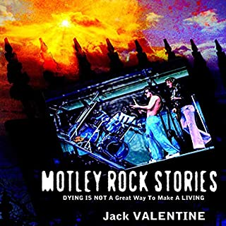Motley Rock Stories cover art