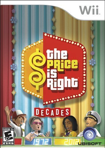 Price Is Right Decades - Nintendo Wii (Certified Refurbished)