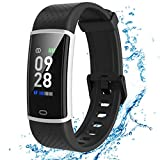 Jogfit Fitness Tracker HR, Activity Tracker Waterproof