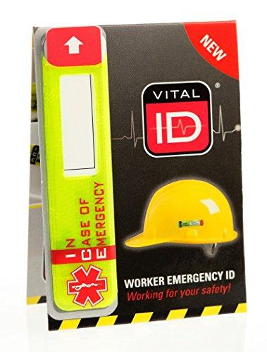 Vital ID Notfall ID Daten Fenster (Ice)