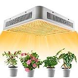 1000W LED Lampada da Coltivazione, 800 LEDs Pianta la Lampada Spettro Completo LED Luce Pianta per Piante Indoor Verdure e Fiori