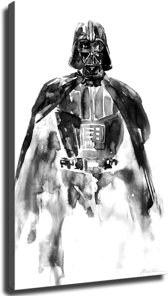 Epic Darth Vader Painting HD Print Canvas for 奉呈 Art 毎日続々入荷 Wall Paintings
