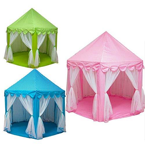 Tragbares Faltbares Princess Castle Spielzelt Kinder Feenhaus Lustiges Indoor Outdoor Playhouse Strandspielzeug