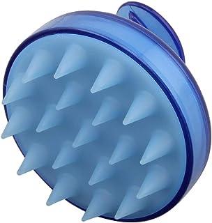 Sungpunet cuoio capelluto Massaggiare Shampoo Brush, Blu utili attrezzi di trucco