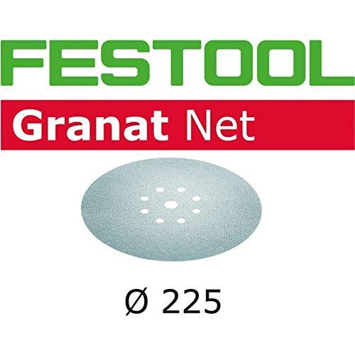FESTOOL 203312STF 80x 133P80GR Schleifmittel Net, Stahl Grau, Set of 25Pieces