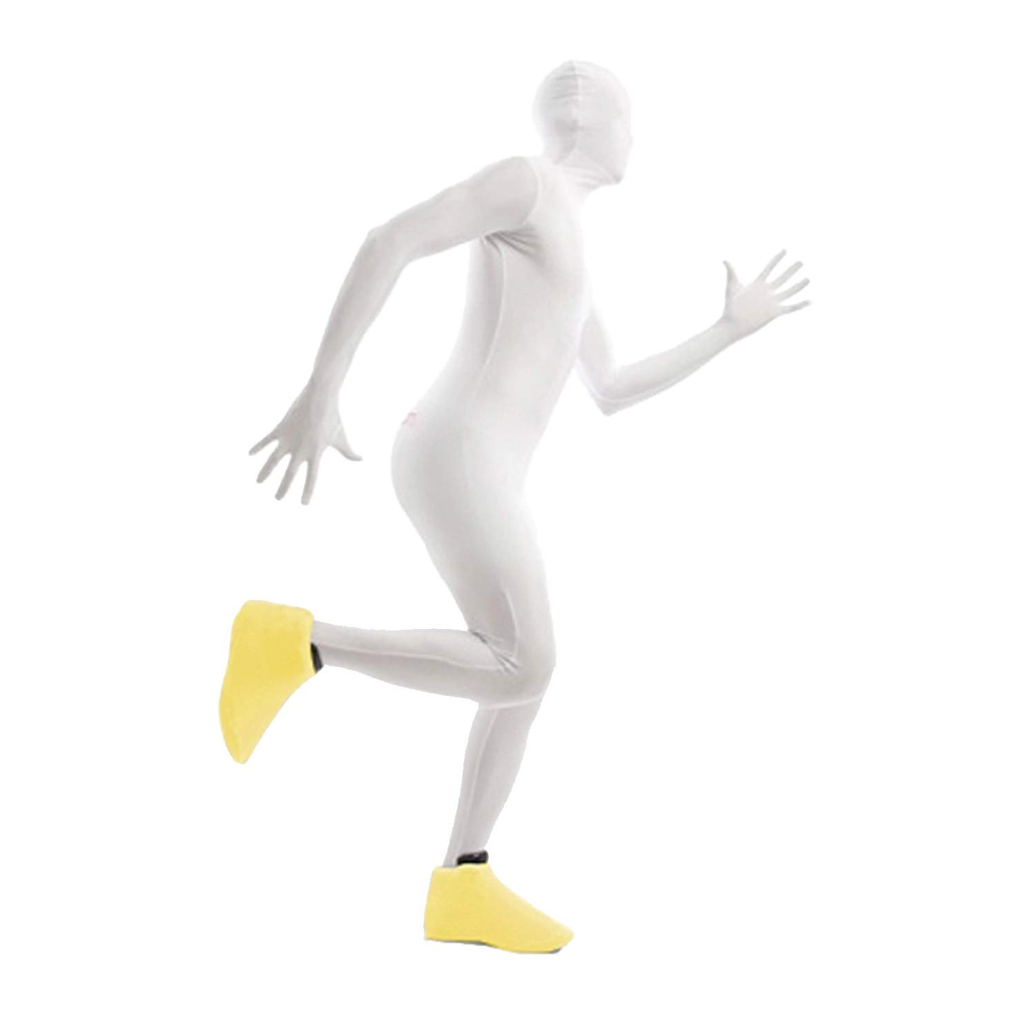 Morphsuits 鞋套 均码 彩色服装配饰鞋 均码 黄色