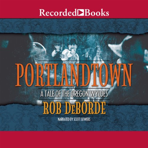 Portlandtown audiobook cover art