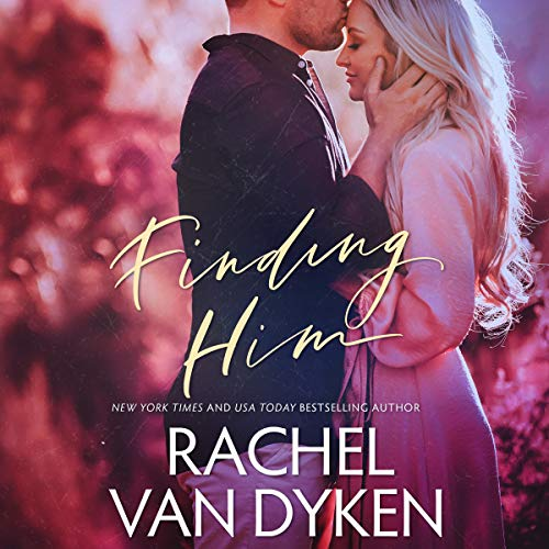 Finding Him audiobook cover art