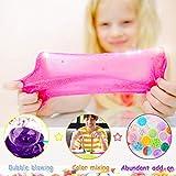 Zoom IMG-1 kit fluffly slime fai da