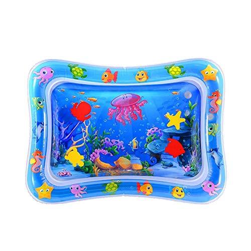 WXCL Infant Play Pads Infant Pat Pad Oreiller d'eau Gonflable Infantile Infantile Bébé Gonflable Pat Pad Infantile Jouet