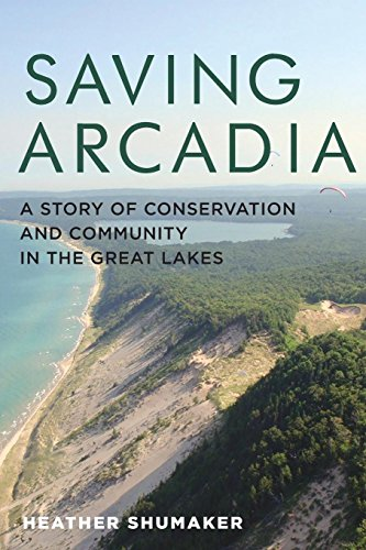 Compare Textbook Prices for Saving Arcadia: A Story of Conservation and Community in the Great Lakes Painted Turtle  ISBN 9780814342046 by Shumaker, Heather,Gibson, James,Drew Smith Photography, LLC