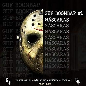 Guf Boombap #1 - Máscaras