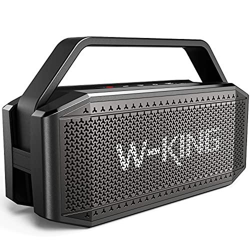W-KING 60W Bluetooth Lautsprecher,...