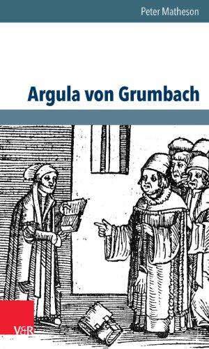 Argula von Grumbach: Eine Biographie (German Edition) PDF Books