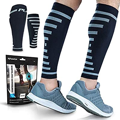 POWERLIX Calf Compression Sleeve
