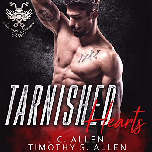 Tarnished Hearts cover art