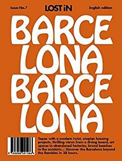 Barcelona: Lost in City Guide Idioma Inglés