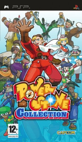 Capcom Power Stone Collection, PSP - Juego (PSP, PlayStation Portable (PSP), Lucha, T (Teen), PlayStation Portable)