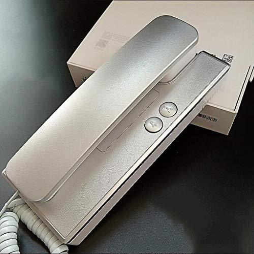 MSNDIAN Gebouw deur unit intercom telefoon Thuis universele toegangscontrole telefoon Thuis ontgrendelen deurbel uitbreiding 24 lijn Huishoudelijke goederen telefoon