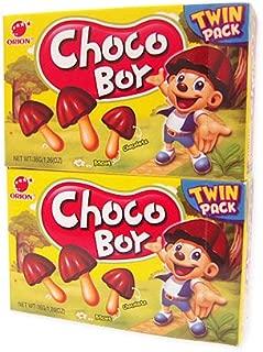 choco boy snack