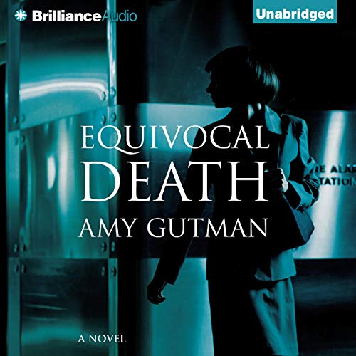 Equivocal Death audiobook cover art