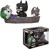 Funko Pop Vinyl Figures: Movie Moment 80th: Batman and Joker (1989) Figura Coleccionable 37250 Multi-Talla única