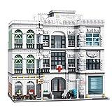 ColiCor Modelo de Construcción de Bloques 4953 Pcs Hospital Edificios de Juguete Construcción Edificio de Ladrillos Creativo Conjunto de Bloques, Compatible con Lego