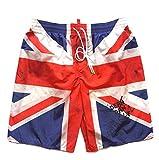 Dsquared Costume da Bagno Uomo Boxer Lungo Bermuda D7B751580.306 Vintage TG. 48 IT