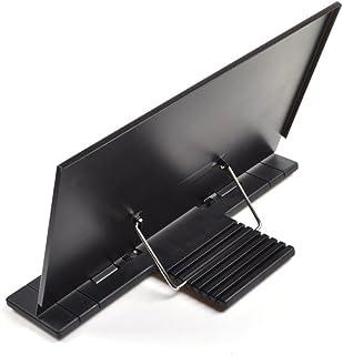 GREENTER G Portable Steel Book Stand Reading Desk Holder Til