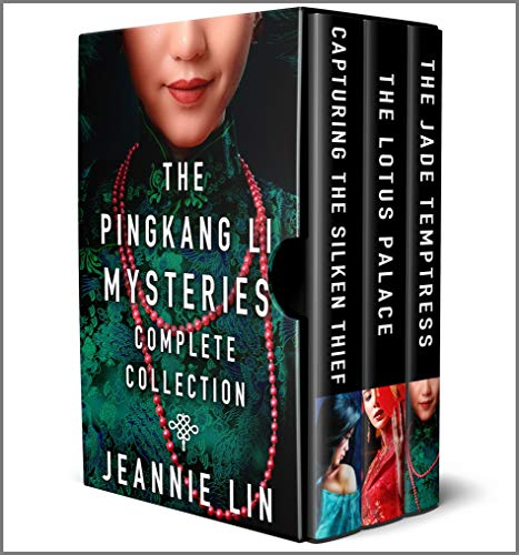 The Pingkang Li Mysteries Complete Collection