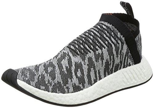 adidas adidas Herren NMD_Cs2 Pk Fitnessschuhe, Schwarz (Negbas/Negbas/Cosfut 000), 45 1/3 EU