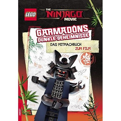 The LEGO® NINJAGO® MOVIE(TM) Garmadons dunkle Geheimnisse